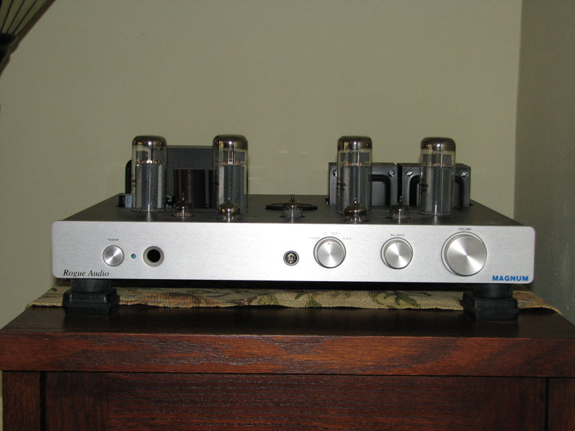 Rogue Audio Cronus Magnum with extra telefunken tubes