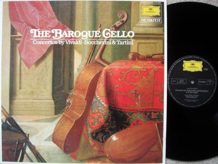 DG / FOURNIER-MAINARDI-STORCK, - Baroque Cello Concertos, NM!