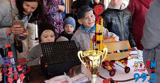 Детское радио традиционно приглашает воронежцев в «Город счастливых семей» - Новости радио OnAir.ru