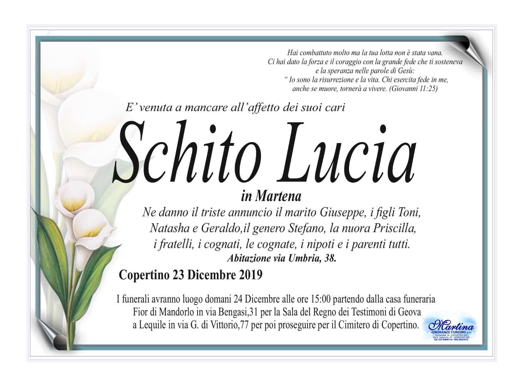 Lucia Schito