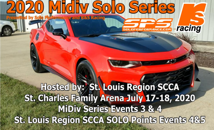 Midwest Divisional Solo Series Events 3&4
