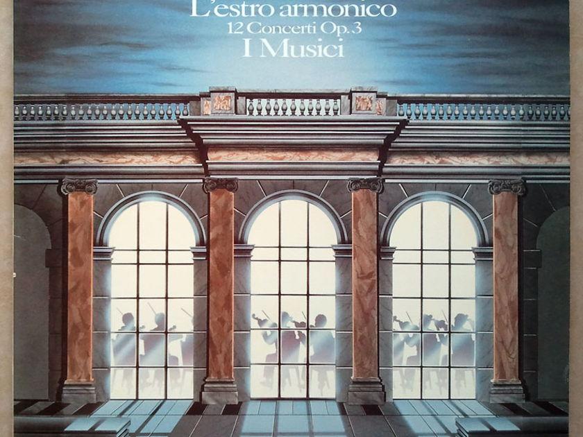 Philips Digital Classics/I Musici/Vivaldi - L'estro Armonico / 2-LP set / NM
