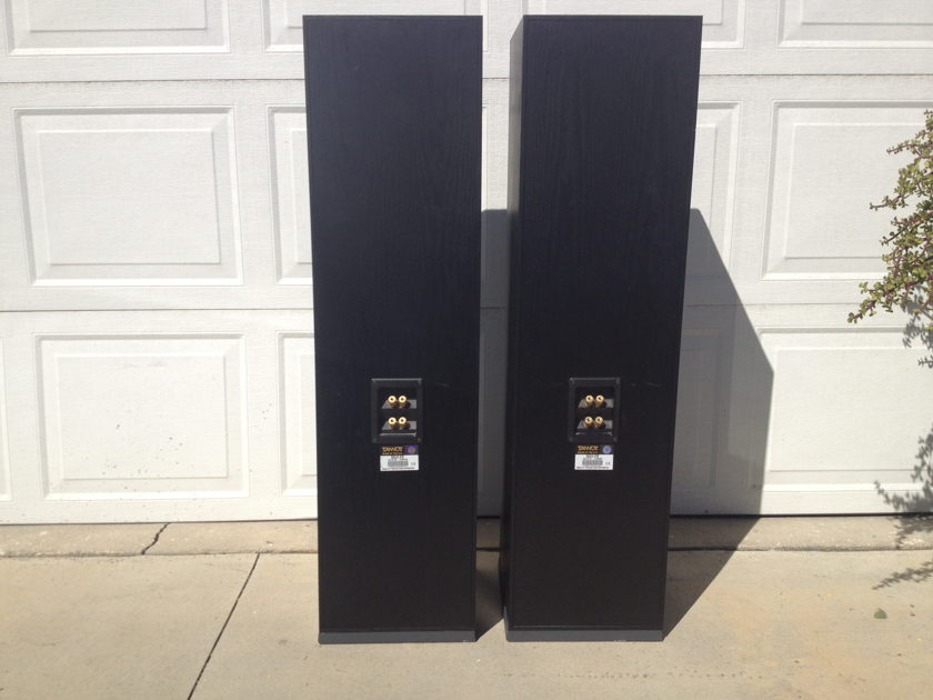 Tannoy Dual Concentric Floor Stand Speaker Saturn S10 Made in the U.K.