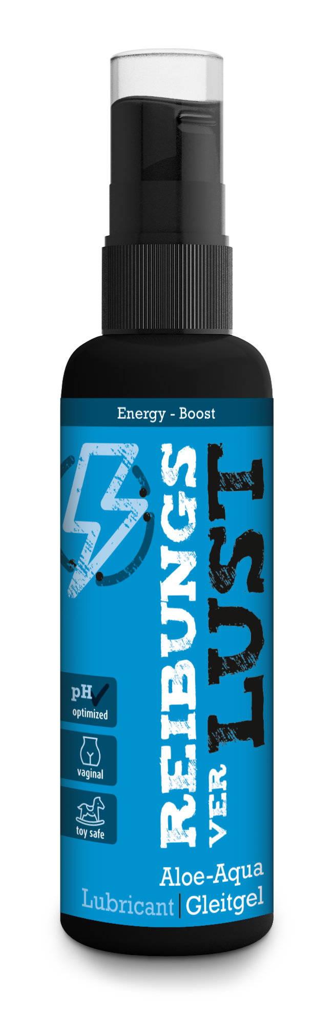 Reibungsverlust Energy-Geschmack