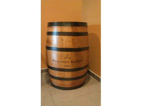 Woodford Reserve Finished Bourbon Barrel - LOCAL BIDDERS ONLY