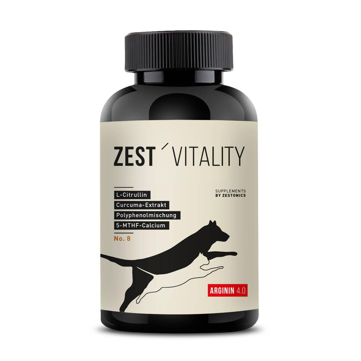 zestonics - zest'ivitality