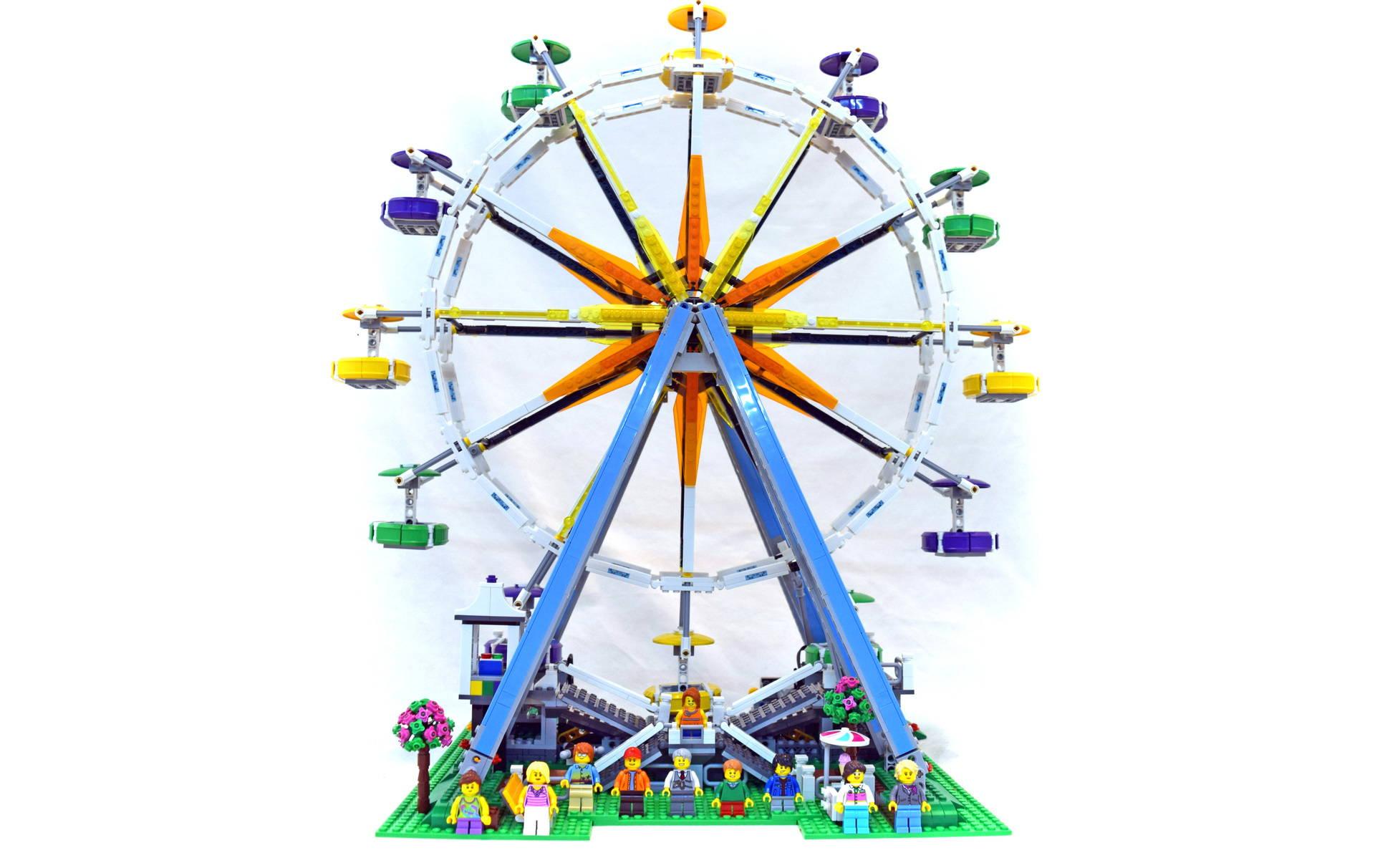 LEGO FERRIS WHEEL 10247
