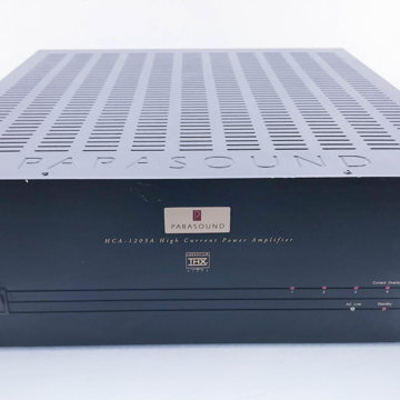 HCA-1205A 5 Channel Power Amplifier