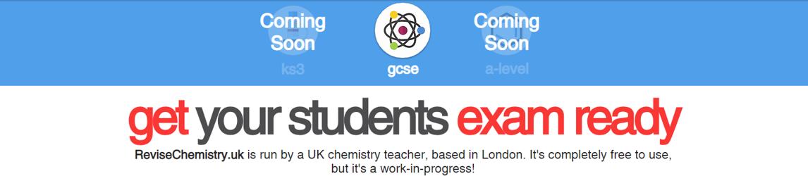Revisechemistry.uk