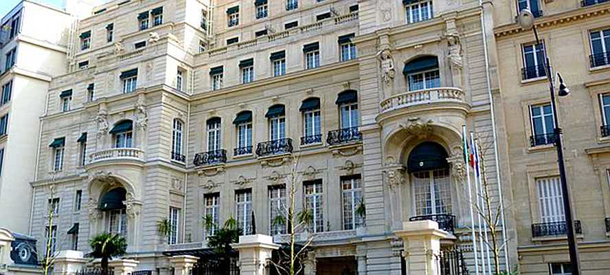 Paris - Shangri La Hôtel - Crédit photo - Siren-Com