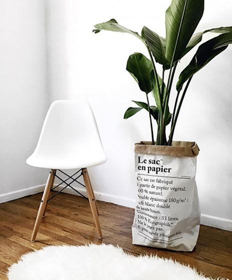 Крафт - пакет Le sac en papier
