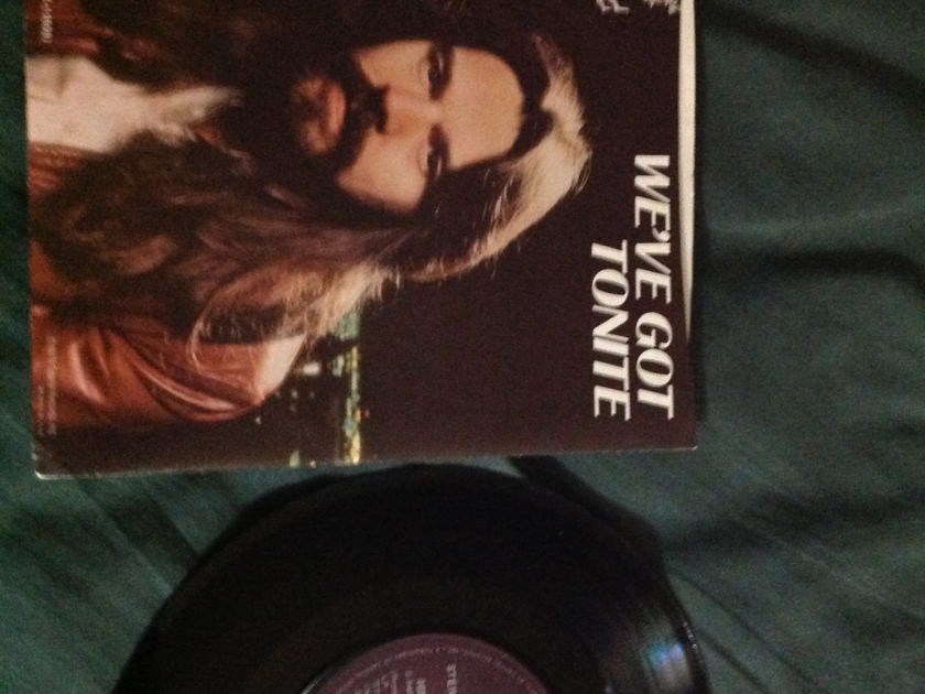 Bob Seger - We've Got Tonight 45 With Sleeve