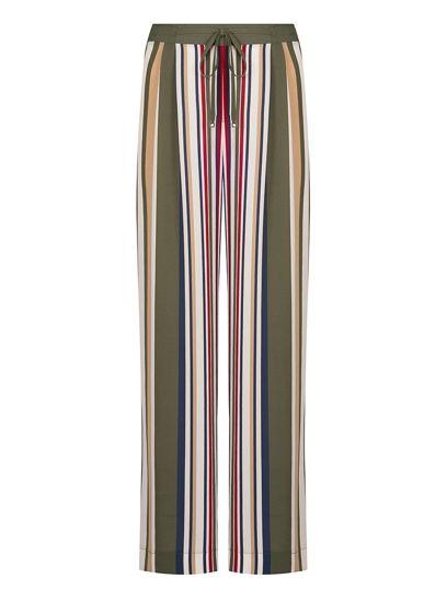 брюки широкого кроя