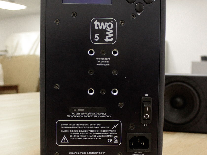 PMC  TwoTwo 5 Active monitors