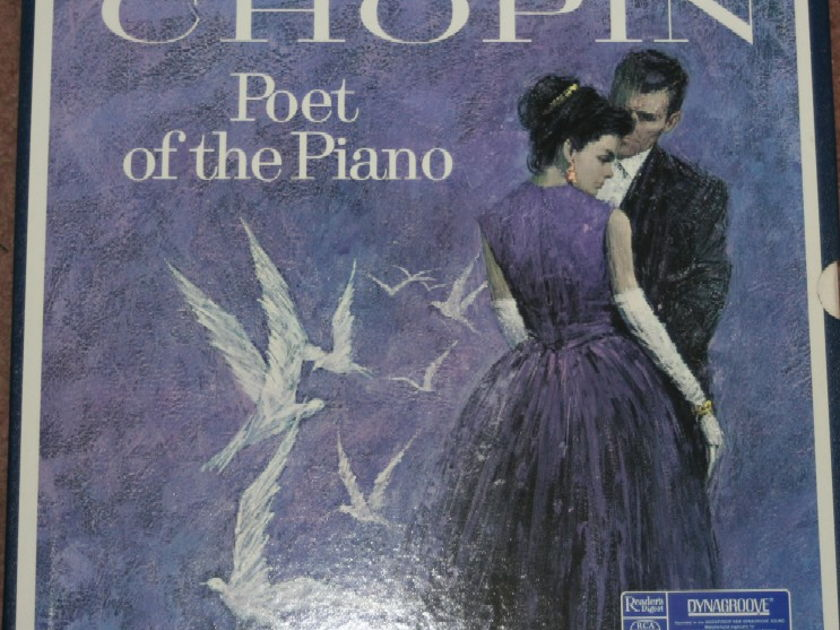 Chopin - Poet of the Piano RCA Dynagroove