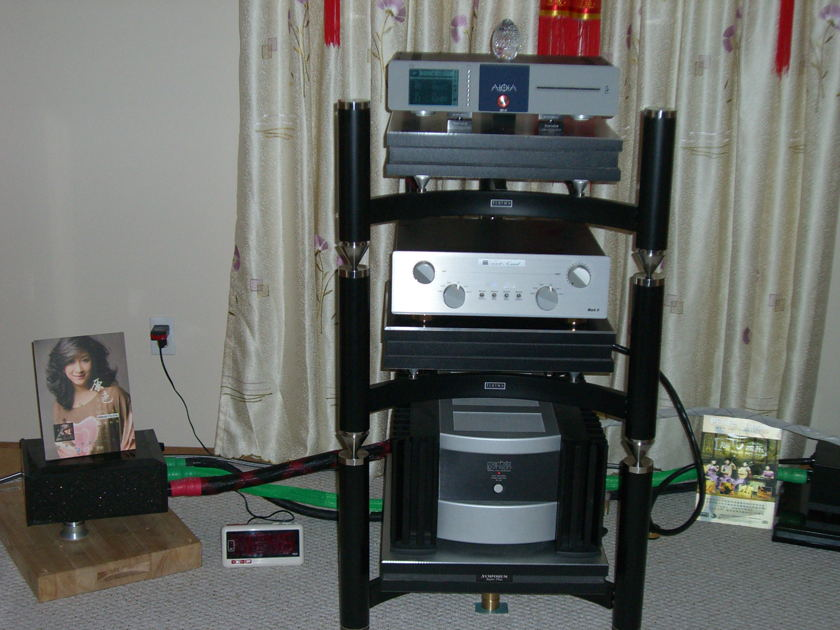 Ferima  Hi-End Rack Made in New Zealand ($3500) selling $500