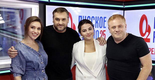 ANIVAR украсила эфир утреннего шоу «Русские Перцы» на «Русском Радио» - Новости радио OnAir.ru
