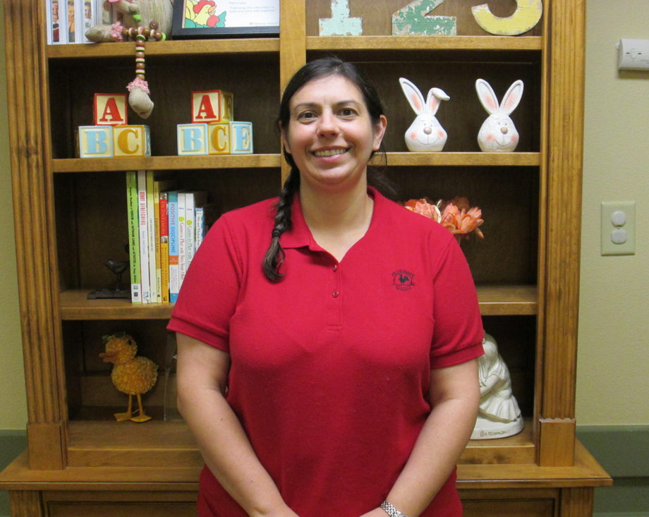 Mrs. Holli Nash , Early Preschool Teacher