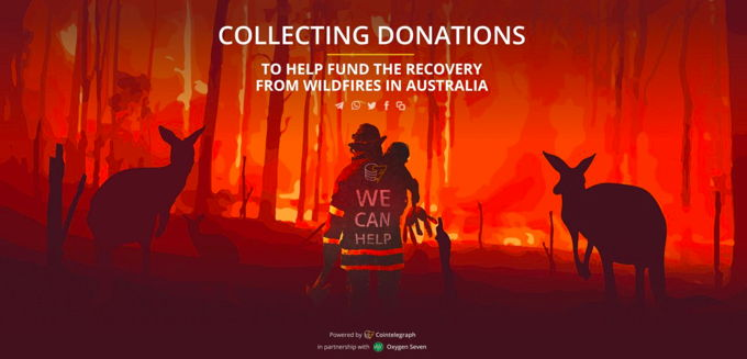 Help Australia Recover from Wildfires