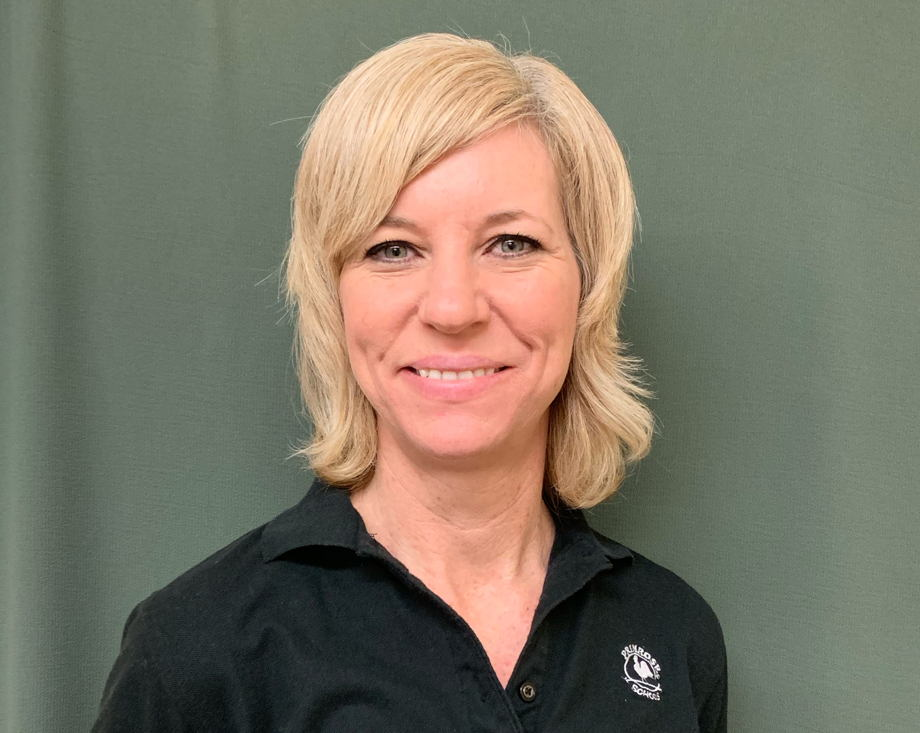 Food Service Manager , Ms. Howell
