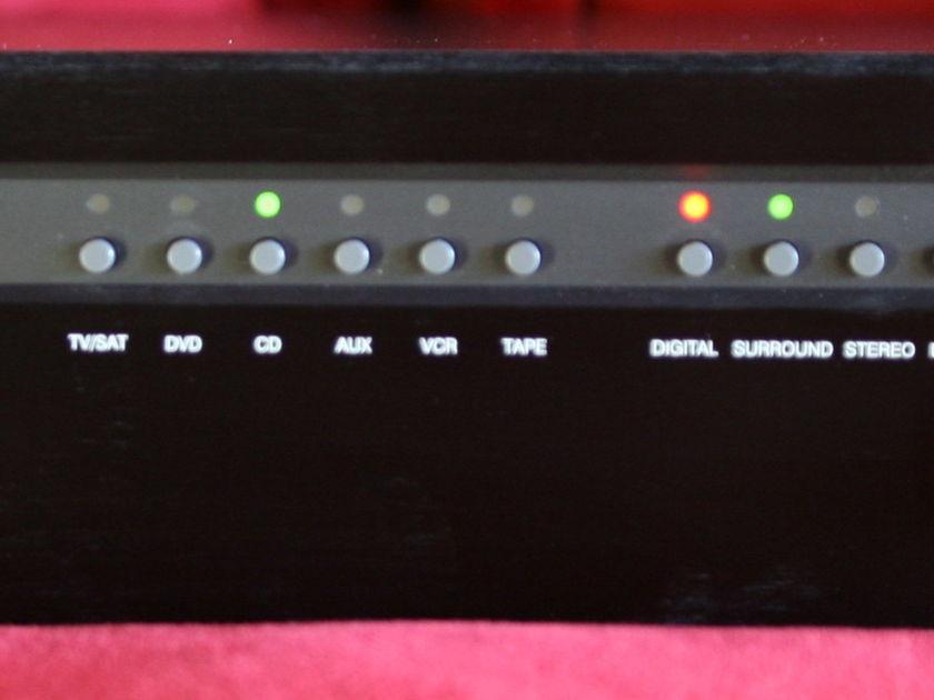 Bryston SP1 Conversion to SP2 Surround Processor / Pre-Amp