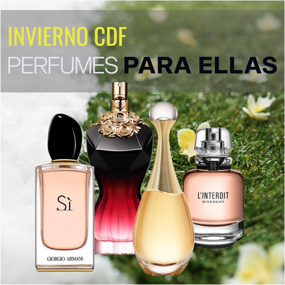 Invierno Club de Fragancias® - Perfumes para Ellas