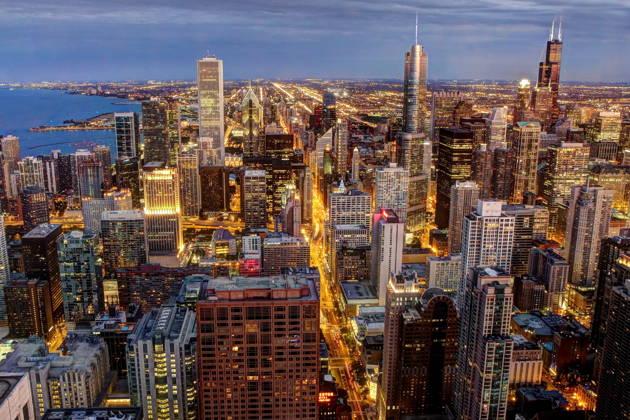 Обзорная экскурсия по Чикаго на русском языке на автомобиле (6 часов)