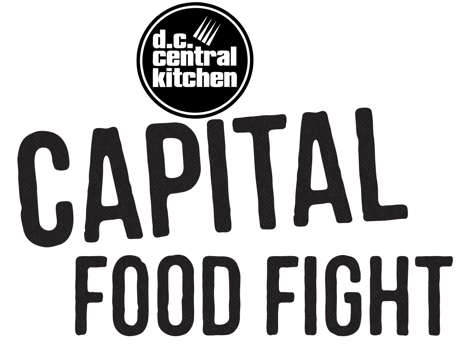2 VIP Tickets to DC Central Kitchen's Capital Food Fight