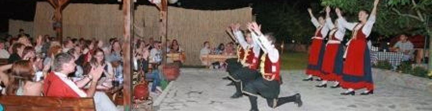 Национальный вечер (Черногорская свадьба)