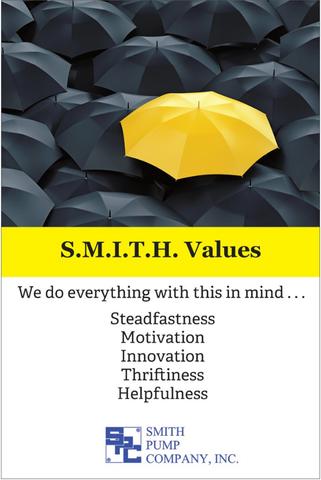 S.M.I.T.H. Values