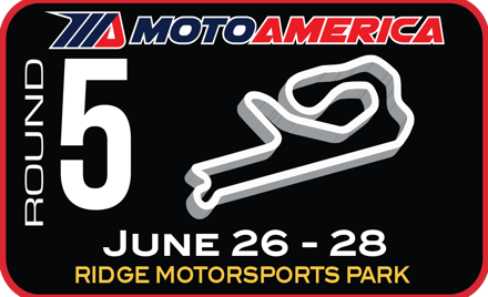 MotoAmerica Superbikes at the Ridge