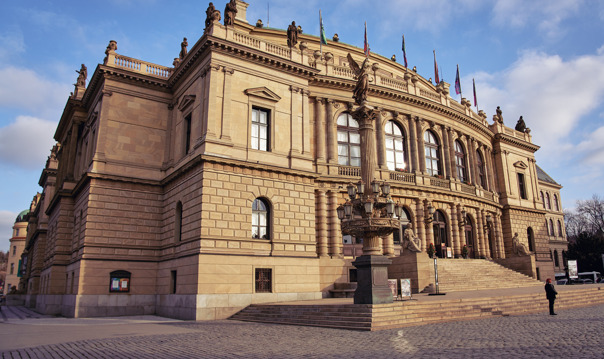 Прага и музыка