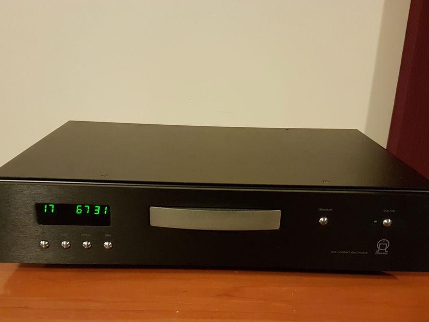 Primare D-20 CD Player