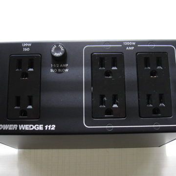 Power Wedge 112