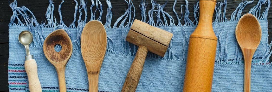 Holzbrettchen reinigen