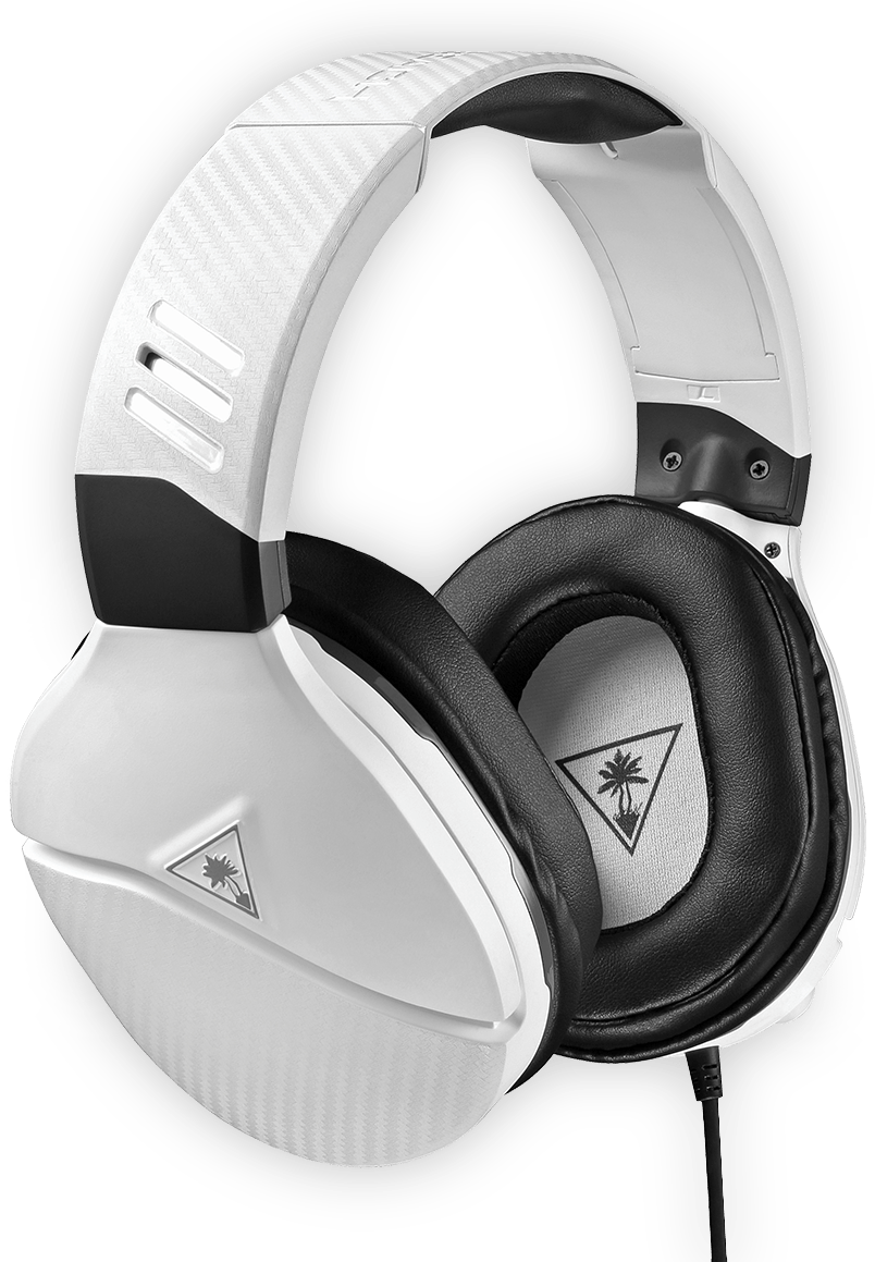 turtle beach recon 200 white gaming headset