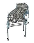 expanding roller conveyor