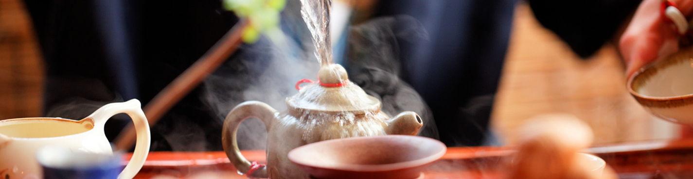 Китайская чайная церемония Гунфу-ча