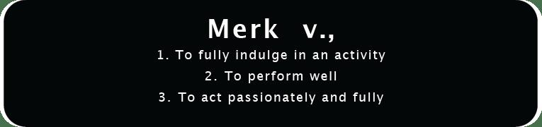 Logo - Merk Snack Bar