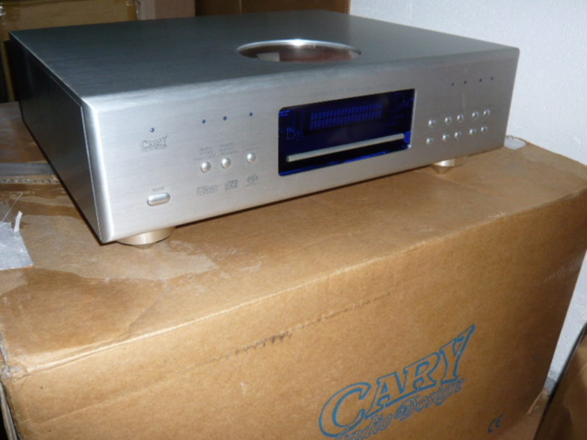 Cary Audio Design CD 306 SACD pro version player