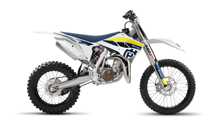 2017 HUSQVARNA MOTORCYCLES TC 85