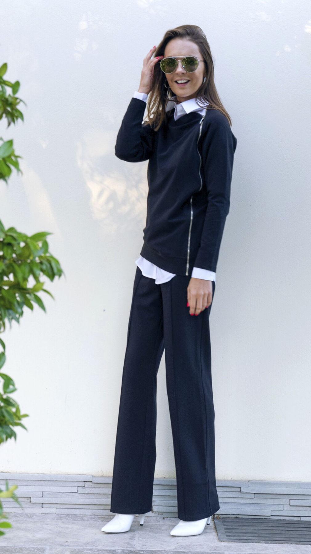 Непростой черный костюм