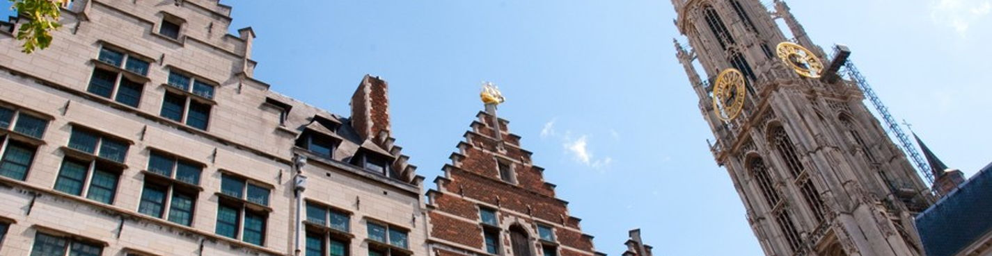 Антверпен — город старых мастеров (с заездом и обзором Ахена)