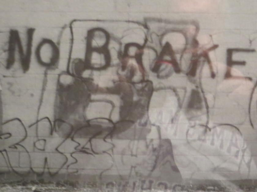 NO BRAKES - SHATTERED DREAMS SEALED