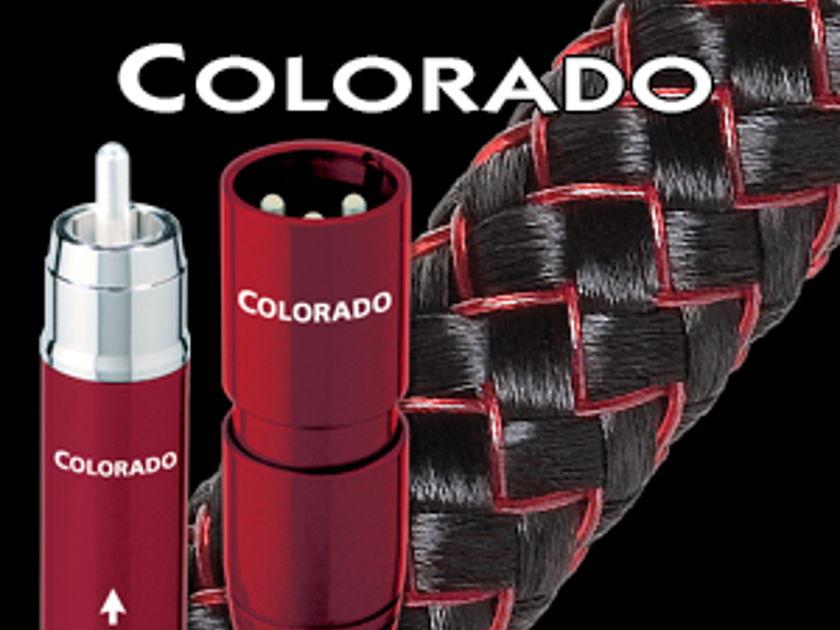 AudioQuest Colorado .75M .75 Meter Interconnect