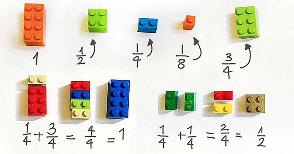 Teaching Maths With LEGO