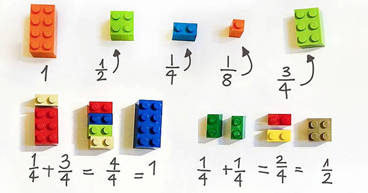 Teaching Maths With LEGO