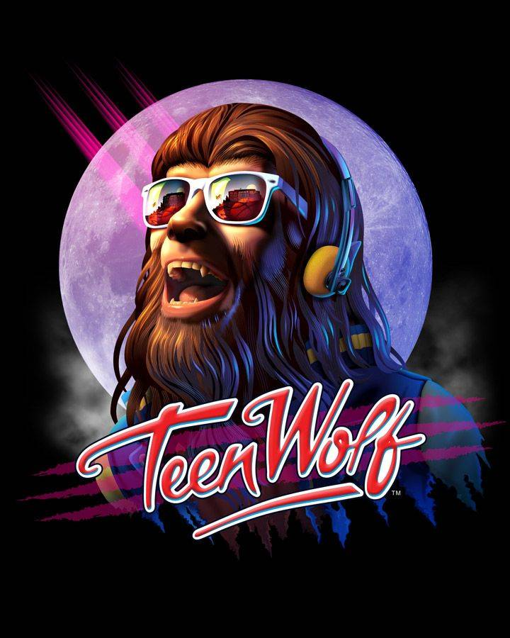 Teen Wolf Movie Poster