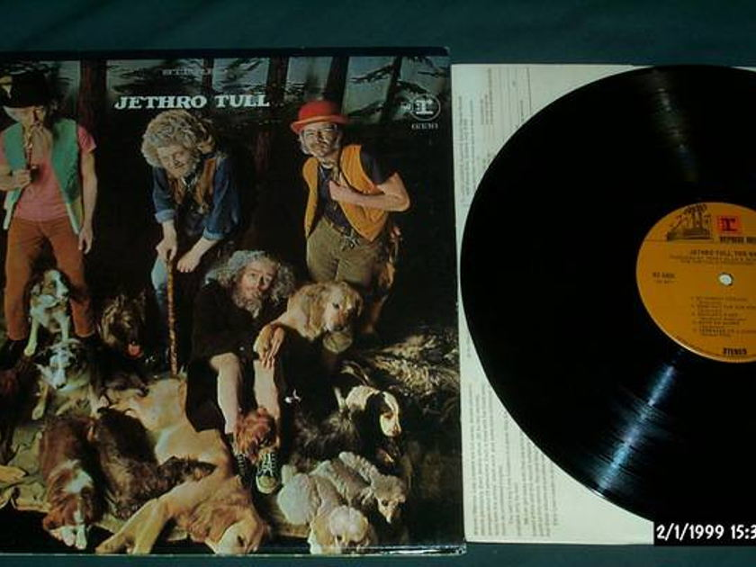 Jethro tull - This Was lp nm