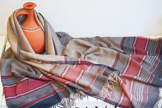 Большая гималайская шаль